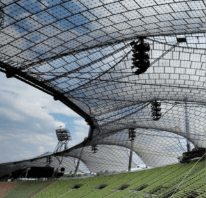 Textile based architecture – ETFE-MFM