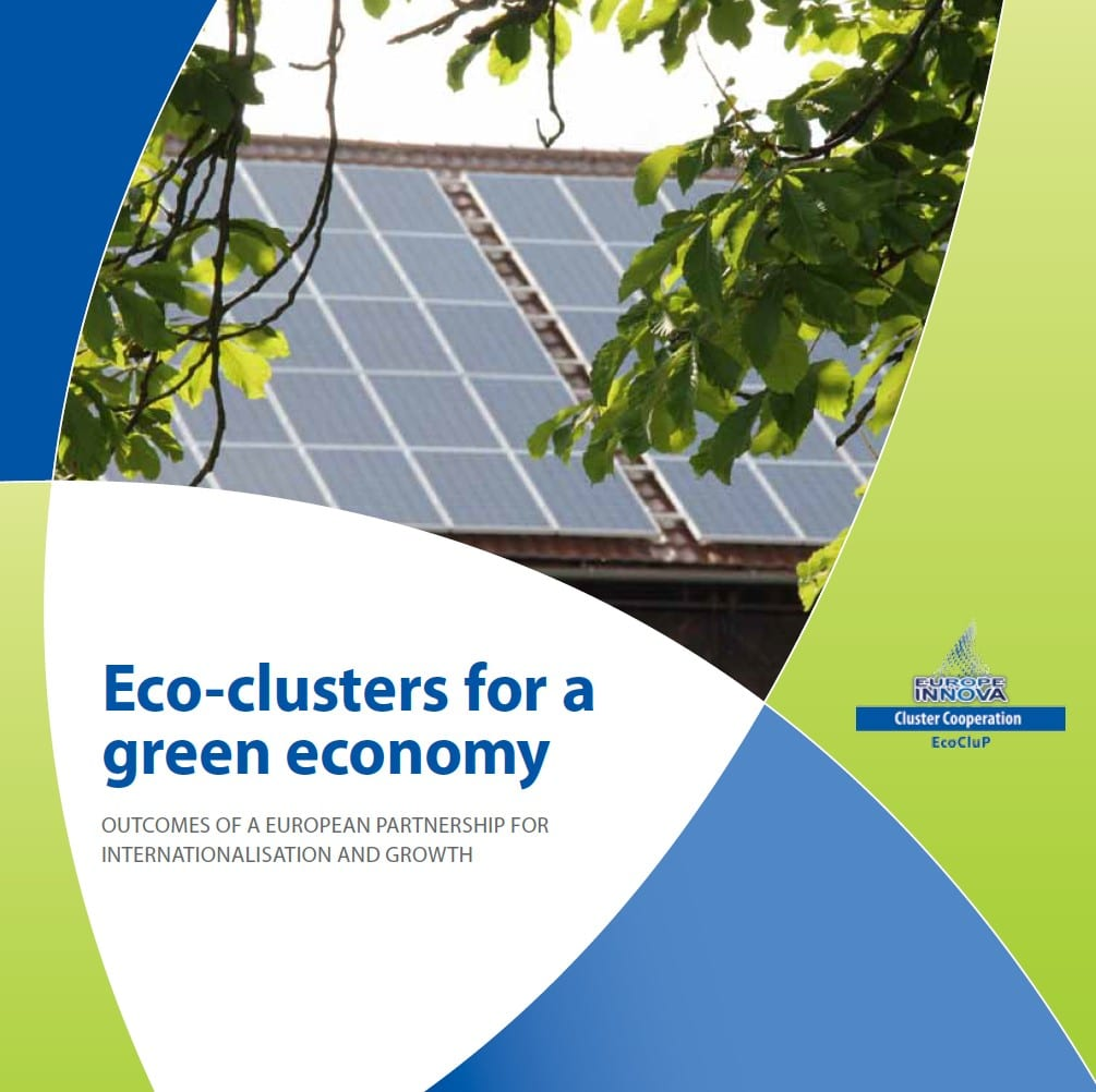 Eco-clusters for a green economy – EcoCluP
