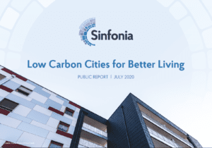 Low carbon cities for better living – Sinfonia
